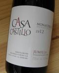 カサ カスティーリョ モナストレル[2012]