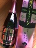 五代 薩摩スパークリング梅酒 750ml