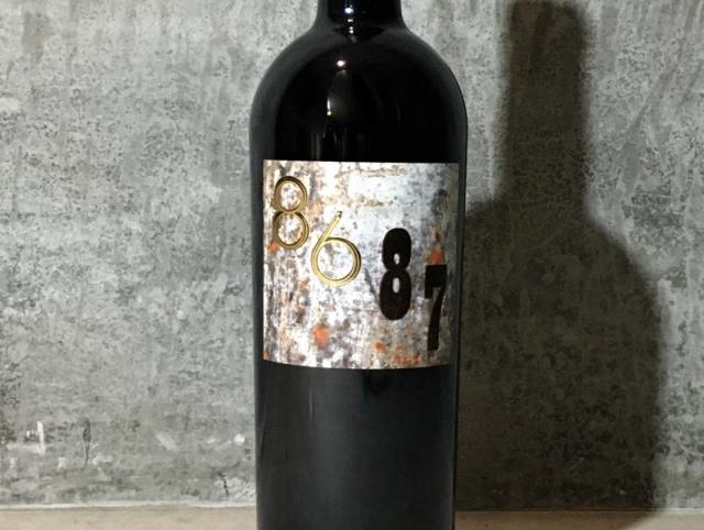 8687ワインズ プロプライエタリー・レッド・ワイン ナパ・ヴァレー