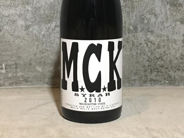 """Kヴィントナーズ シラー """"MCK""""(モーター・シティ・キティ)[2010]"""