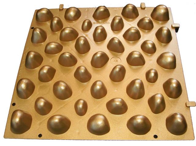 ゴールドプチマット 健康と金運のお守りとして 縁起物のプレゼントとして