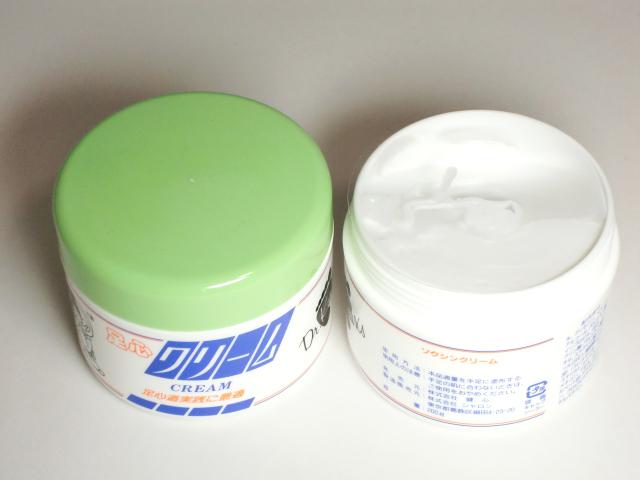 マッサージ専用 すべりが良く長持ち 足心クリーム(保護用)