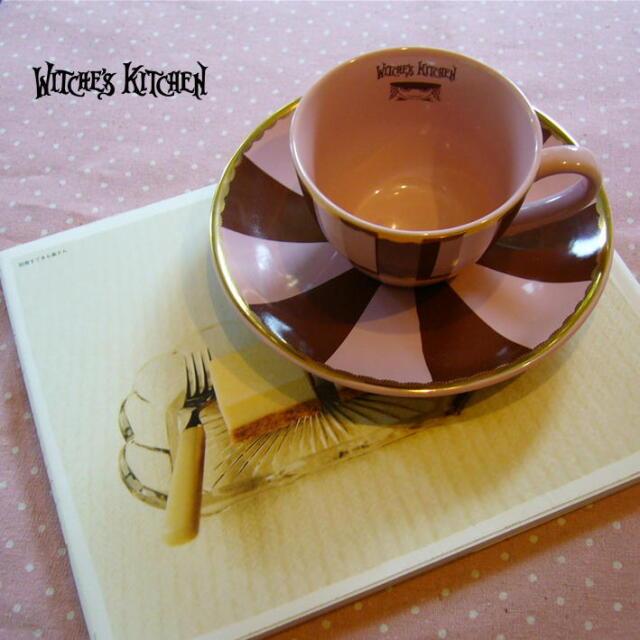 カップ&ソーサー カルーセル Macaron Pink