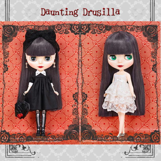 ドーンティング・ドゥルーシラD 01