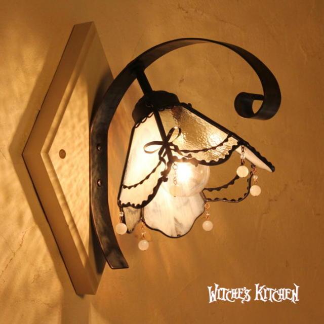 ブラケットランプ 【 ハニー Honey 】 ステンドグラス ウォールランプ LED対応