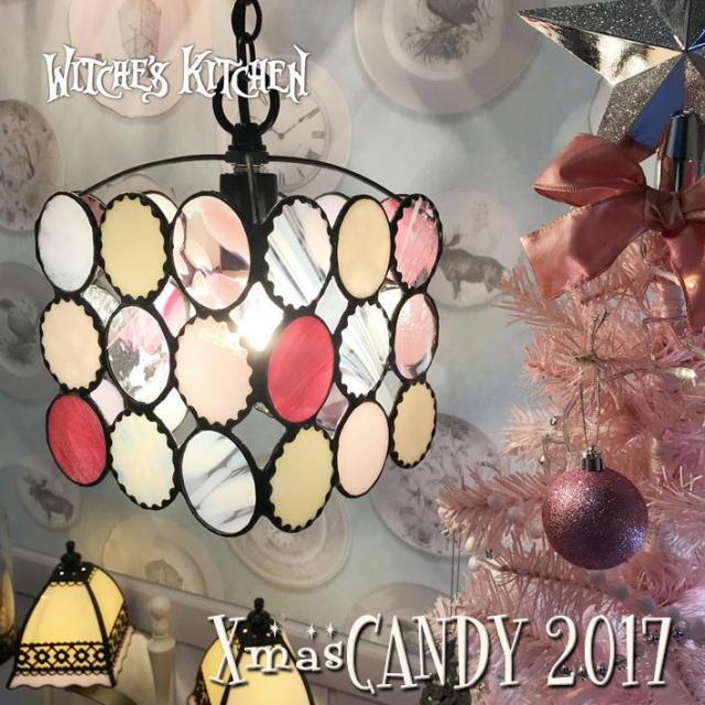 クリスマスCANDY2017ピンク P 01