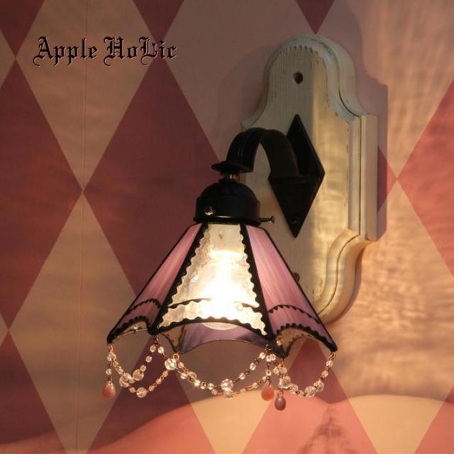 ブラケットランプ 【 ジリアン Jillian 】 ステンドグラス ウォールランプ LED対応