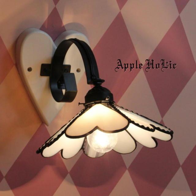 ブラケットランプ 【 マルグリット Marguerite 】 ステンドグラス ウォールランプ LED対応
