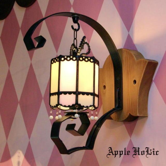 ブラケットランプ 【 マリィベル Marie Belle 】 ステンドグラス ウォールランプ LED対応