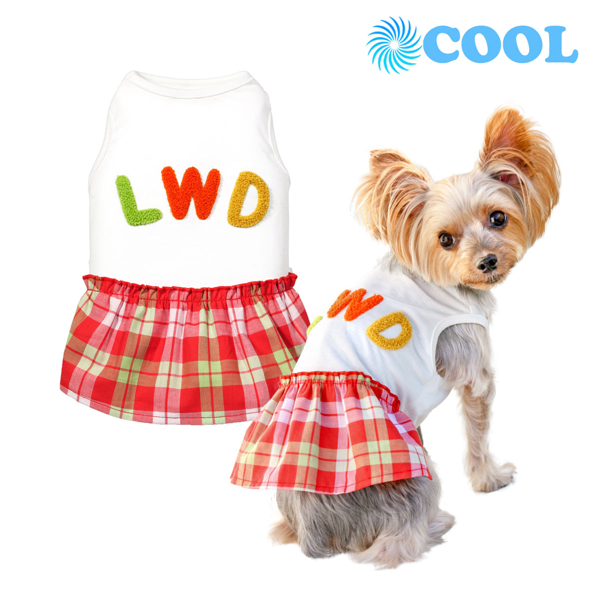 犬と生活 LWDワンピクール