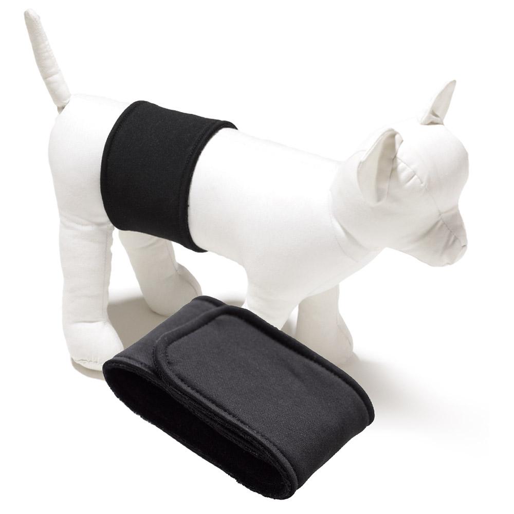 犬と生活 バナーベルト ブラック