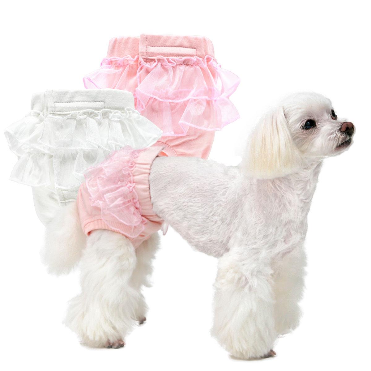 犬と生活 オムツカバー パーティー
