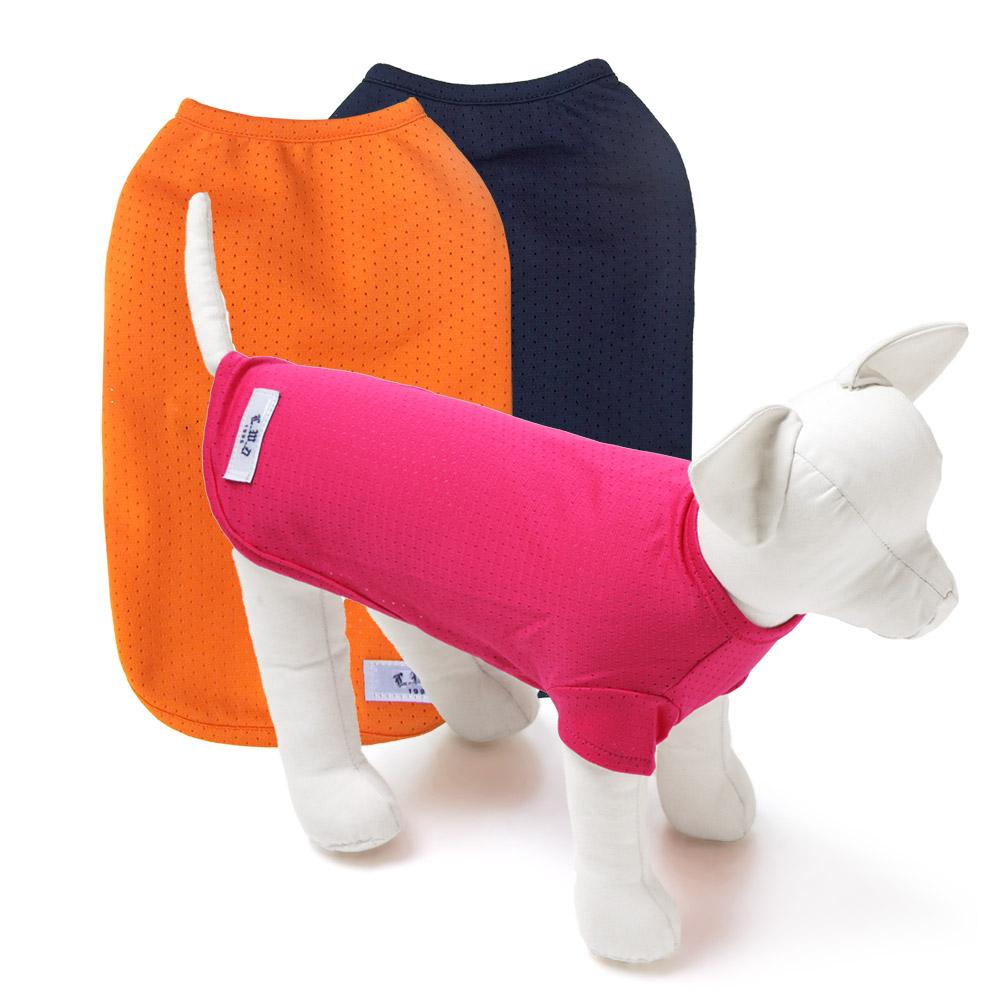 犬と生活 雨の日Tシャツ
