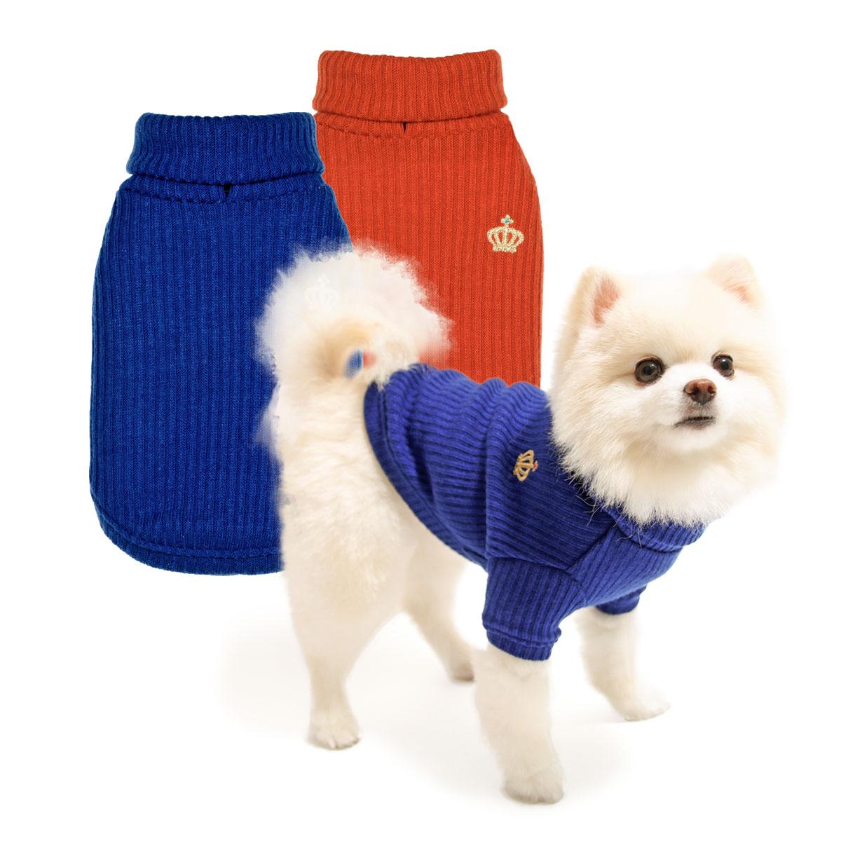 犬と生活 20AW 袖付きプレンタートル
