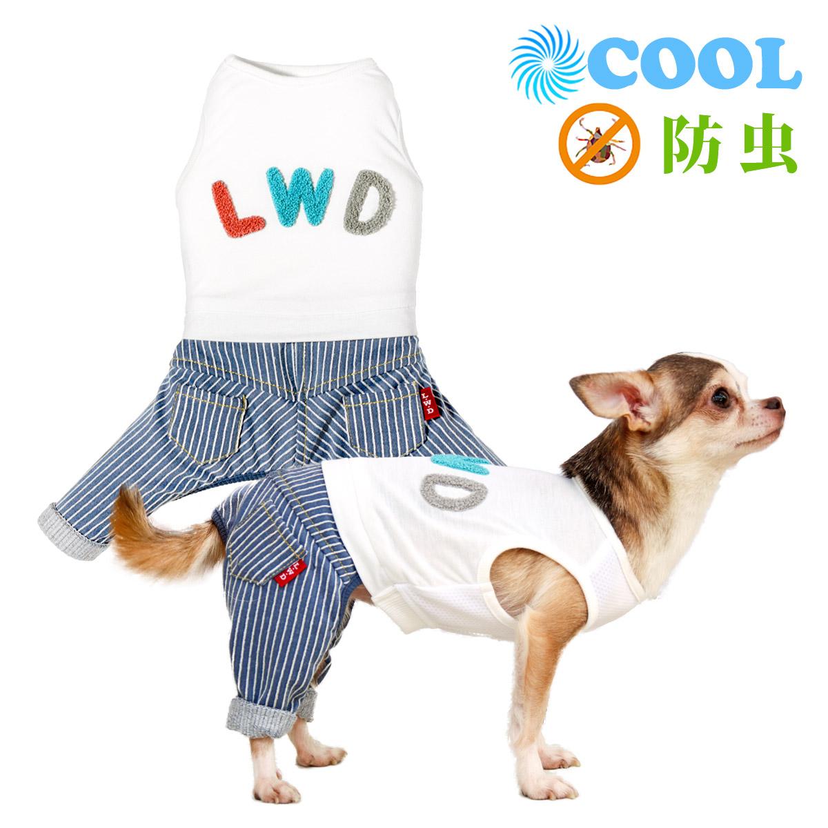 犬と生活 クールLWDパンツ