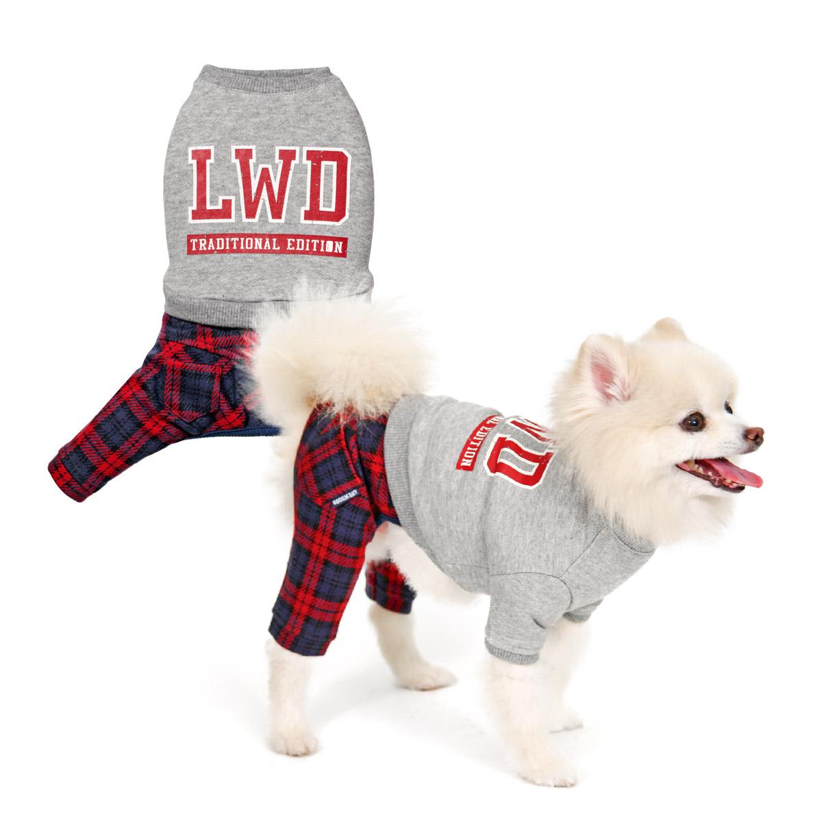 犬と生活 LWDパンツ
