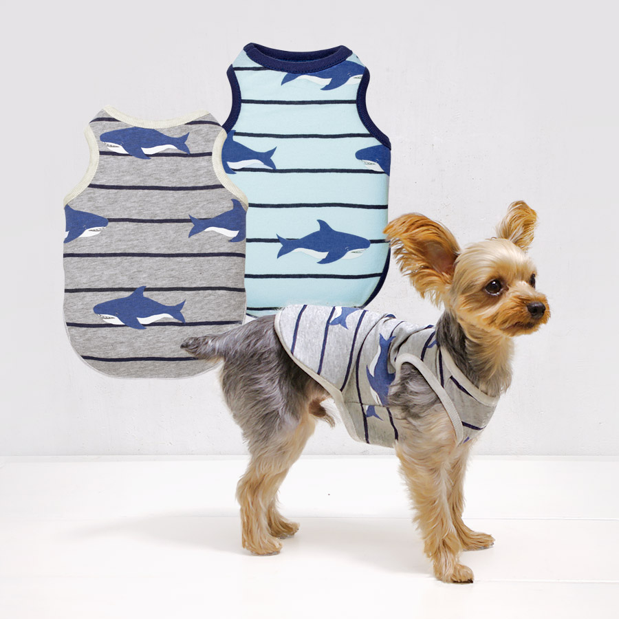 犬と生活 19ssシャークタンク