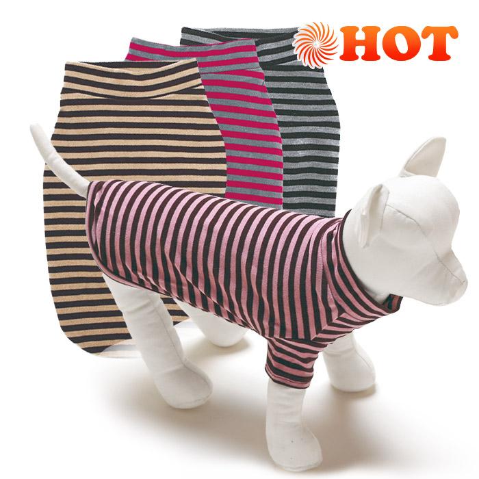 犬と生活 アームウォームTシャツ