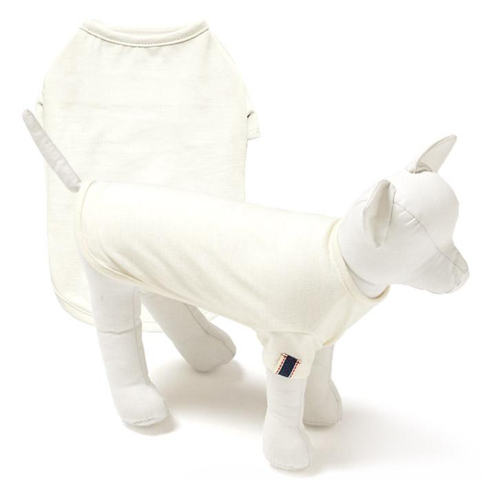 犬と生活 ホワイト