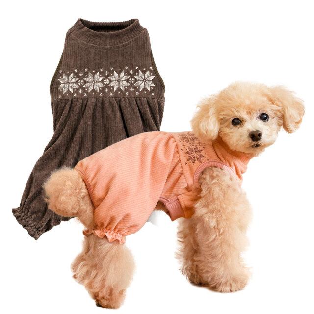 犬と生活 スノウパフパンツ