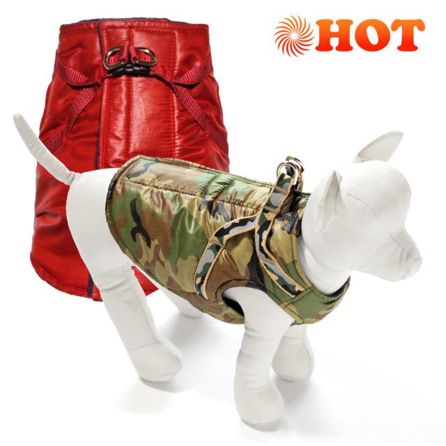 犬と生活 ボディハーネス ダウンロング