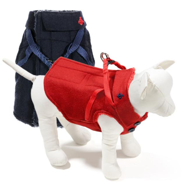 犬と生活 20AW BHロングマリンPコート