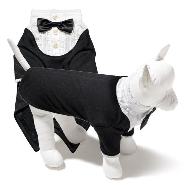 犬と生活 タキシードジャケット
