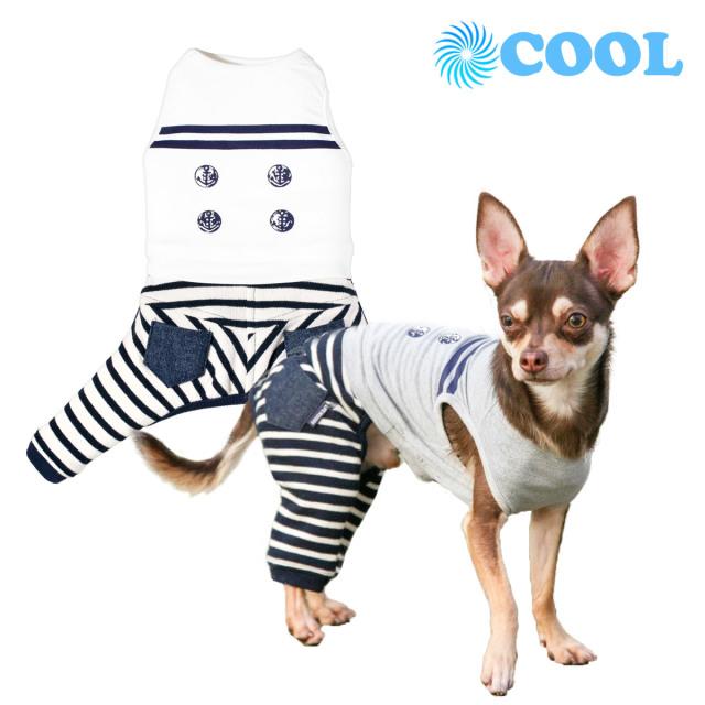 犬と生活 クールマリンパンツ