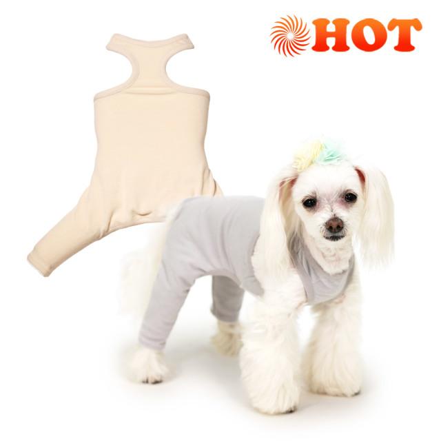 犬と生活 重ね着用スパッツ