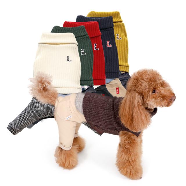 犬と生活 Lシャツパンツ