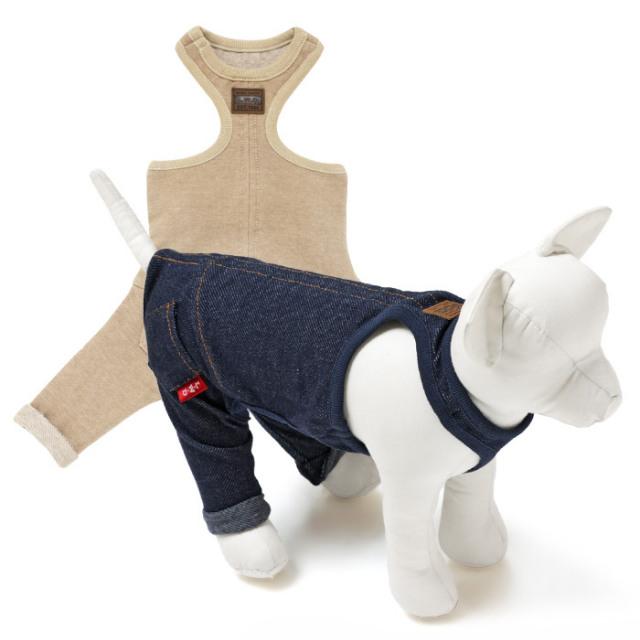 犬と生活 重ね着用パンツ