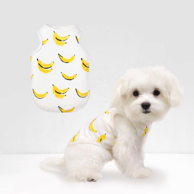 犬と生活 バナナタンク