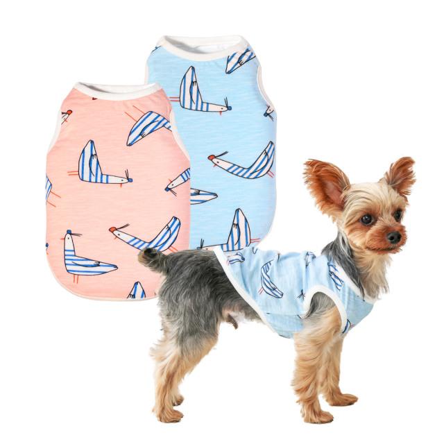 犬と生活 カモメタンク