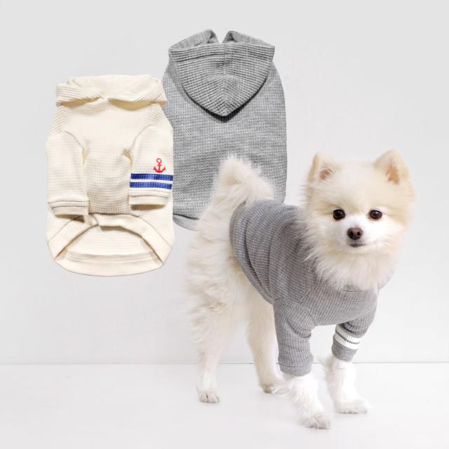 犬と生活 マリンパーカー