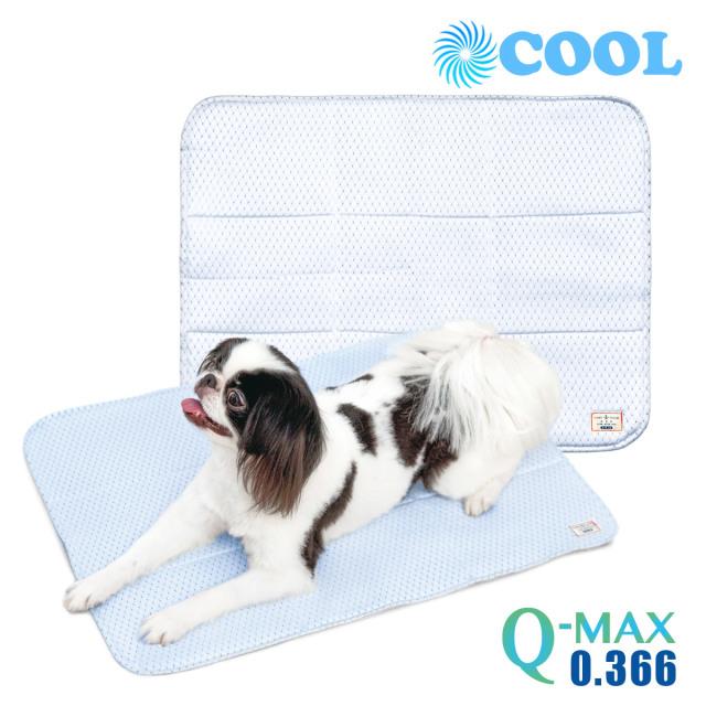 犬と生活 猫の暮らし 強冷マット 接触冷感 Q-MAX 0.366