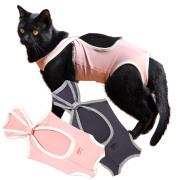 ネコの暮らし 術後ガードスーツキャット
