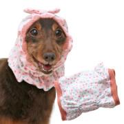 犬と生活 スヌードプチハート