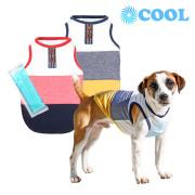 犬と生活 クールパターンタンク保冷時入り