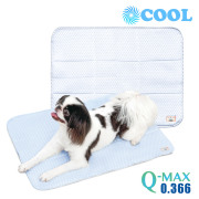 犬と生活 猫の暮らし 強冷マット|接触冷感 Q-MAX 0.366