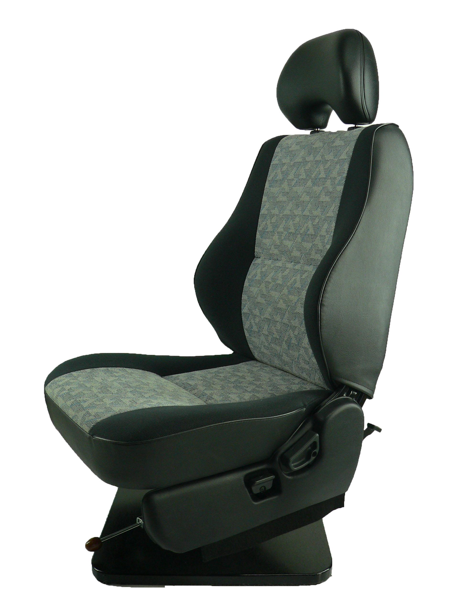 三菱 パジェロミニ H56A ★自動車シートがリクライニングチェアー(フロアチェア)に、環境と健康に優しい椅子。パソコン作業に最適