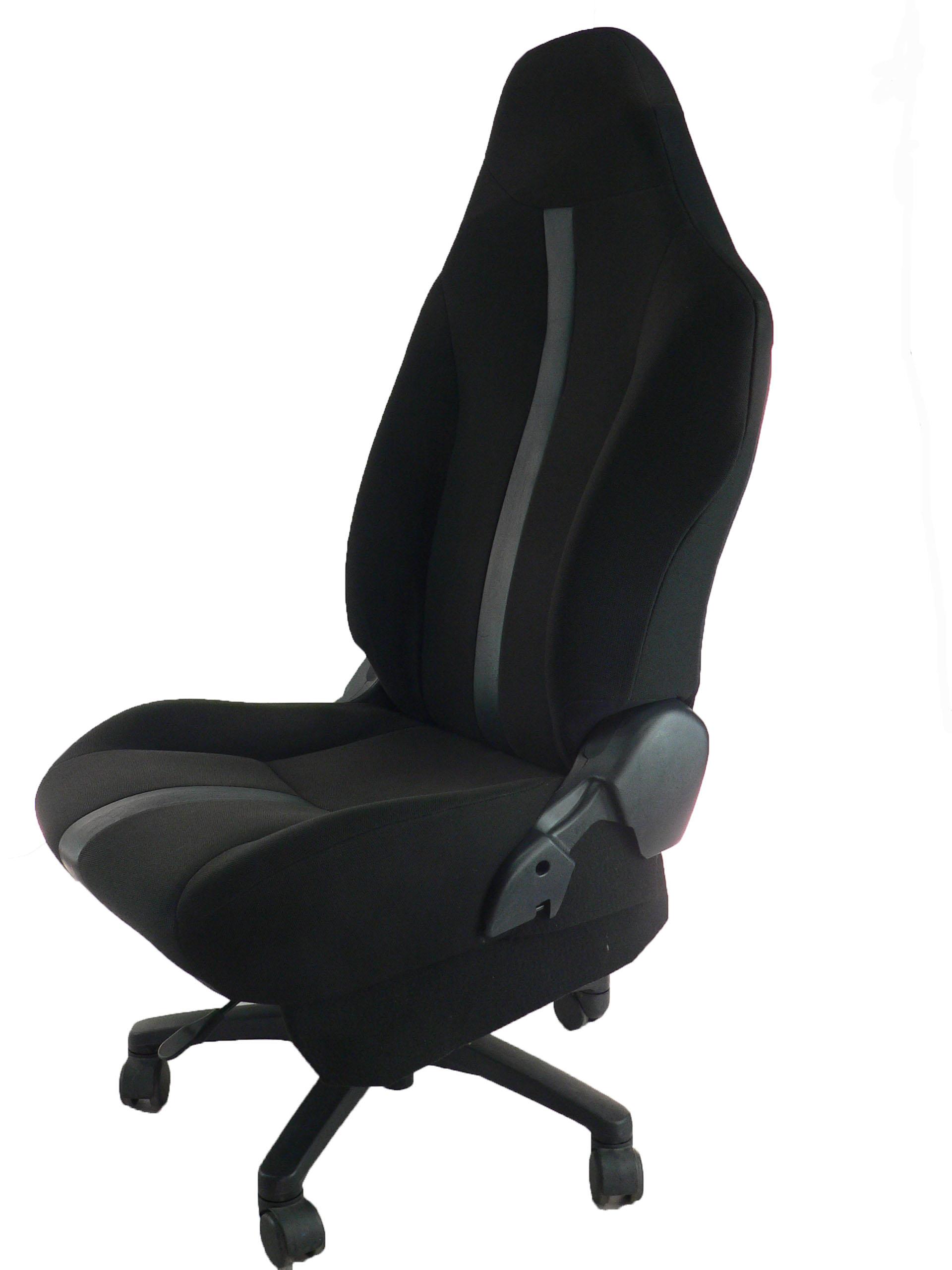 トヨタWILL VS ZZE127★自動車シートがリクライニングチェアー(デスクチェア)に、環境と健康に優しい椅子。
