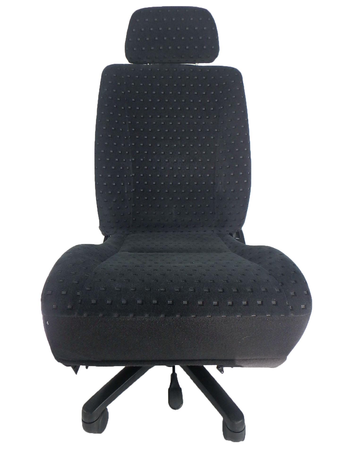 ホンダ S-MX★自動車シートがリクライニングチェアー(デスクチェア)に、環境と健康に優しい椅子。パソコン作業に最適
