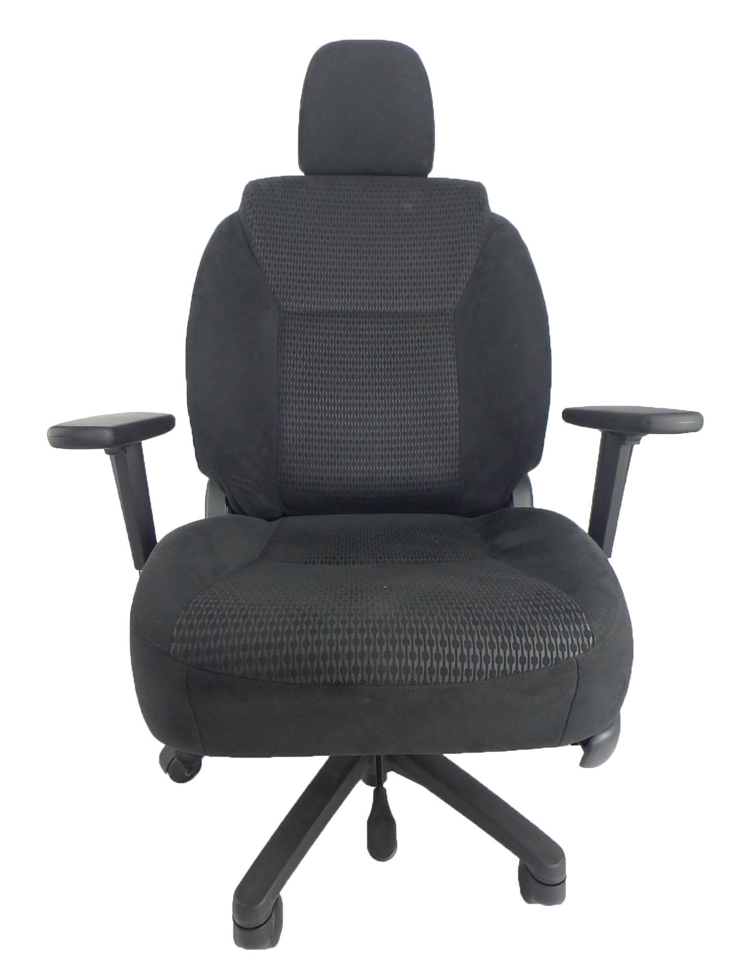 トヨタ カローラフィールダー ZRE142★自動車シートがリクライニングチェアー(デスクチェア)に、環境と健康に優しい椅子。柔らかな座り心地