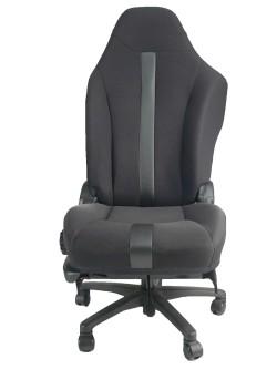 トヨタWILL VS NZE127★自動車シートがリクライニングチェアー(デスクチェア)に、環境と健康に優しい椅子。