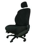 トヨタ ラクティス★自動車シートがリクライニングチェアー(デスクチェア)に、環境と健康に優しい椅子。パソコン作業に最適