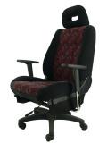 日産 プリメーラ ★自動車シートがリクライニングチェアー(エグゼクティブチェア)に、環境と健康に優しい椅子。