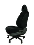 ホンダ ストリーム RN4 ★自動車シートがリクライニングチェアー(デスクチェア)に、環境と健康に優しい椅子。パソコン作業に最適。美品です。