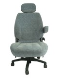 トヨタ エスティマTCR20★自動車シートがリクライニングチェアー(デスクチェア)に、環境と健康に優しい椅子。柔らかな座り心地
