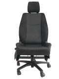 スズキ スイフト★自動車シートがリクライニングチェアー(デスクチェア)に、環境と健康に優しい椅子。