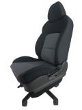 スバル レガシィ BP5★自動車シートがリクライニングチェアー(デスクチェア)に、環境と健康に優しい椅子。パソコン作業に最適